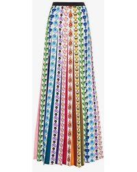 Mary Katrantzou - Nyx Skirt Rainbow Rainbow Perfume - Lyst