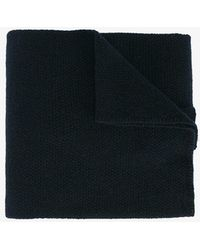 Inverni - Knitted Scarf - Lyst