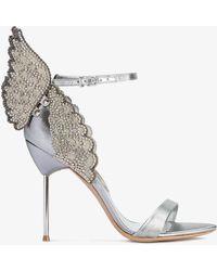 Sophia Webster - Evangeline Butterfly Sandals - Lyst