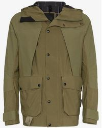 The North Face - Mountain Light Hooded Jacket - Lyst