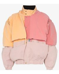 Y. Project - Oversized Bomber Jacket - Lyst
