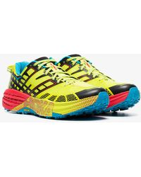 Hoka One One - Speedgoat 2 Lace-up Trainers - Lyst