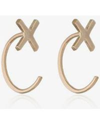 Melissa Joy Manning - Cross Stud Earrings - Lyst