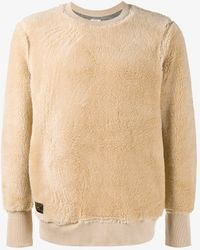 (w)taps | Grizzly Lambswool Jumper | Lyst