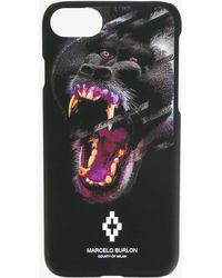 Marcelo Burlon - Teukenk Iphone 7 Case - Lyst
