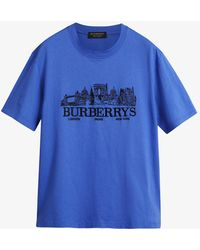 Burberry - Reissued 1996 T-shirt - Lyst