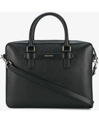 Dolce & Gabbana - Mediterraneo Laptop Bag - Lyst