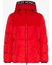Moncler - Montclar Hooded Padded Jacket - Lyst