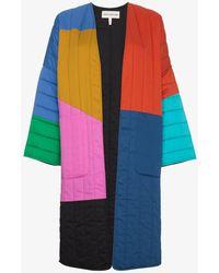 Mara Hoffman - Multicoloured Reversible Temple Coat - Lyst
