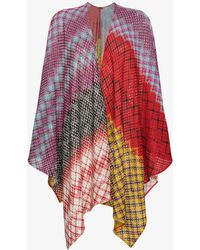 Missoni - Crochet Knit Wrap - Lyst