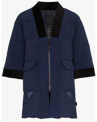 The North Face - Urban Kimono Down Jacket - Lyst