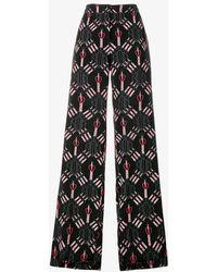 Valentino - Love Blade Print Pyjama Trousers - Lyst