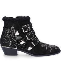 Chloé - Ankle Boots Black Susanna - Lyst