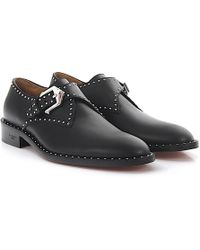 Givenchy Brogue Derby BE09231 leather rivets