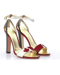 DSquared² - Strappy Sandals - Lyst