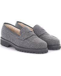 Unützer - Flat Shoes - Lyst