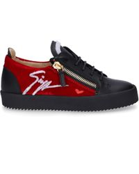 Giuseppe Zanotti - Low-top Trainers May Lond. - Lyst