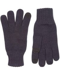 Burton - Core Navy Gloves - Lyst