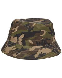 True Religion Camouflage Cotton Watch Cap in Red for Men - Lyst 20053fb6479a