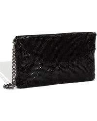 Whiting & Davis | Convertible Mesh Clutch | Lyst
