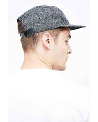 17933c81b36 Urban Outfitters · Lifers - Neppy 5 Panel Cap In Grey - Lyst
