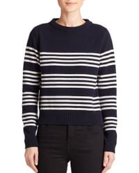 Chinti & Parker | Stripe Wool & Cashmere Sweater | Lyst