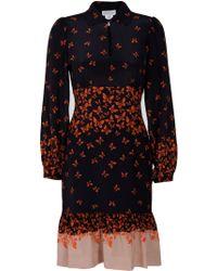 Paul & Joe Clivia Butterfly Print Dress - Lyst
