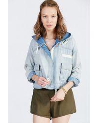 BDG - Square Surplus Hooded Jacket - Lyst