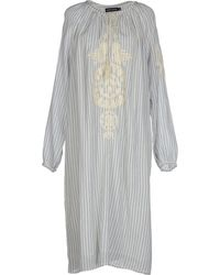 Antik Batik | 3/4 Length Dress | Lyst