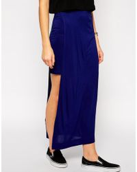 Cheap Monday Maxi Skirt - Lyst