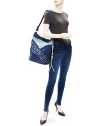 TOMS - Shoulder Bag - Bloomingdale's Exclusive Denim Bucket - Lyst