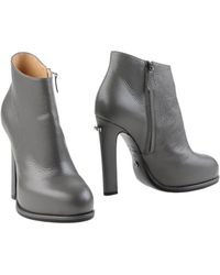 Viktor & Rolf Ankle Boots - Lyst