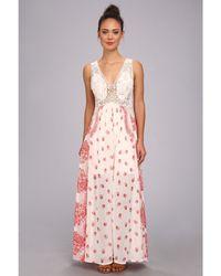 Free People Victorian Love Dress - Lyst