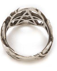 Pamela Love - Pentagram Ring - Lyst