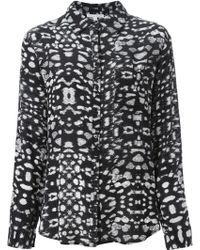 Lily and Lionel - 'salinas' Printed Shirt - Lyst