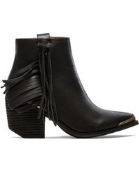 Jeffrey Campbell Pascal Bootie - Lyst