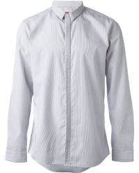 Hugo Hugo Boss Edrion Striped Shirt - Lyst