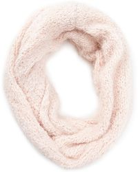Forever 21 - Fuzzy Infinity Scarf - Lyst