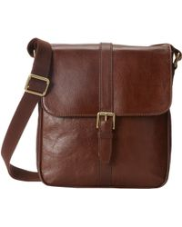 Fossil - Estate Ns City Bag - Lyst