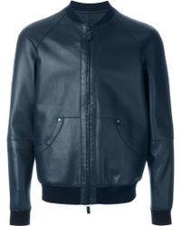 Giorgio Armani | Bomber Jacket | Lyst