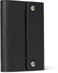 Mulberry Grained Leather A6 Notebook Cover - Lyst