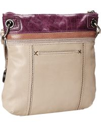 The Sak Kendra Leather Crossbody - Lyst
