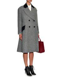 Vivienne Westwood Red Label - Princess Harris-Tweed Coat - Lyst