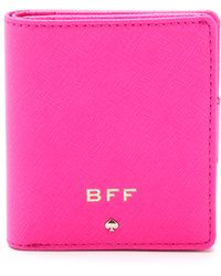 Kate Spade Small Stacy Wallet - Vivid Snapdragon - Lyst