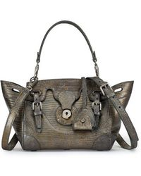 Ralph Lauren The Lizard Mini Ricky - Lyst