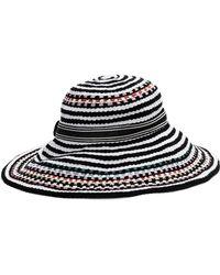 Missoni Floppy Hat - Lyst