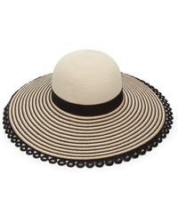 Eugenia Kim | Honey Striped Sun Hat | Lyst