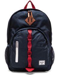Herschel Supply Co. Blue Parkgate Backpack - Lyst
