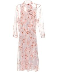 Max Mara Studio Fase Dress - Lyst