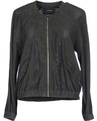 Isabel Marant Jacket green - Lyst